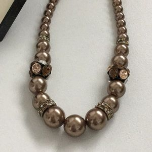 Jewelry - Statement necklace and matching earrings